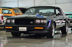 1987 Buick GNX by scott597, via Flickr Buick Grand National, Vehicles, Facebook, Car, Vehicle, Tools