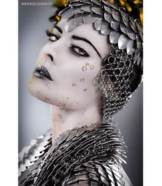 Epic maille creations from Anillarte