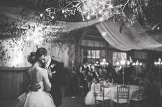 Wedding Photography Ideas : romantic first dance wedding photo by Ontario based wedding photographer Jennife