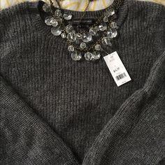 BANANA REPUBLIC cable sweater top Fabric 31% cotton, 28% nylon, Banana Republic Tops