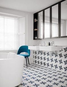 Bathroom Tile Ideas | Livingetc