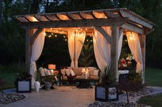 What is the purpose of a Pergola? 2020 - A Nest With A Yard What is the purpose of a Pergola? You can create an unforgettable outdoor dinner night under your pergola
