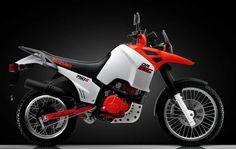1987 Suzuki DR 750S Big