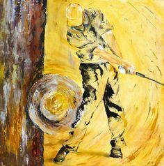 Golf Tips Topping The Ball Golf Art, Golf Shop, Golf Tips, Golf Courses, Photos, Portrait, Painting, Sport, Shop Ideas