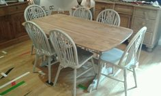 1000 Ideas About Refurbished Dining Tables On Pinterest