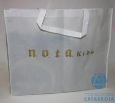 impresión de bolsas