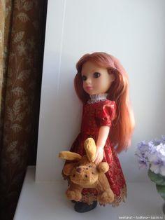 Любознательная рыжуля / Игровые куклы / Шопик. Продать купить куклу / Бэйбики. Куклы фото. Одежда для кукол