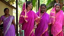 The school for grannies in India - BBC News
