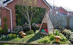 love-your-garden-2015-finished-makeover Patio Design, Garden Design, Roof Design, Evergreen Vines, Garden Makeover, Backyard Playground, Woodland Garden, Garden Pictures, Garden Inspiration