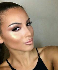 Glowing Makeup