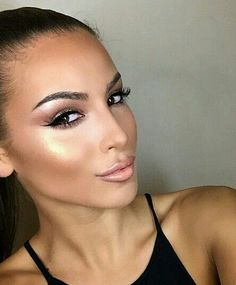 Glowing Makeup