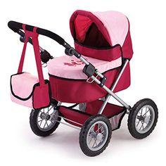 Baby Doll Toys, Baby Alive Dolls, Pram Stroller, Baby Strollers, Bordeaux, Doll Videos, Dolls Prams, Old Dolls, Reborn Baby Girl