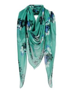 cc127f39a01 Alexander Mcqueen Women Square Scarf on YOOX. The best online selection of  Square Scarves Alexander Mcqueen.