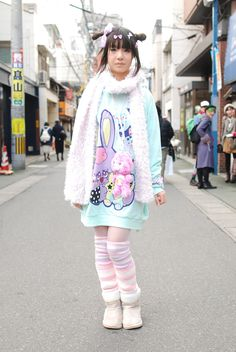 GoBoiano - 28 Harajuku Style Outfits To Inspire Your Wardrobe