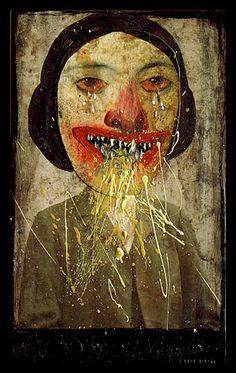 Воплощенное зло...   Unhappy Five by MyVictorianSecret.deviantart.com on @DeviantArt