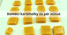 domácí karamelky No Bake Pies, Projects To Try, Tray, Homemade, Baking, Recipes, Food, Anna, Home Made