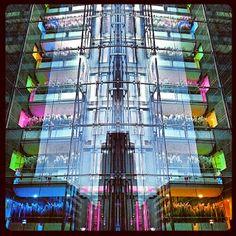 tower color Réflexionpar @chris92issy - instaview.me