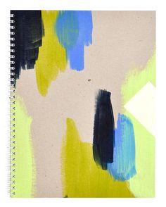 $30 Painted Sketchbook