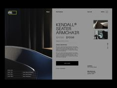 UMBER Studio Single Product designed by Antonio Stojceski. Ui Inspiration, Website Design Inspiration, Design Ideas, Web Design, Graphic Design, Layout Design, Gradient Color, Psd Templates, Design Elements