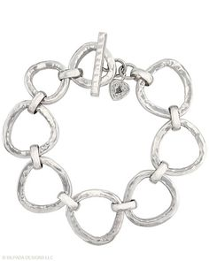Silver Rush Bracelet, Bracelets - Silpada Designs. Get yours half price Nov 29th thru Dec 2nd. www.mysilpada.com/sarah.givens