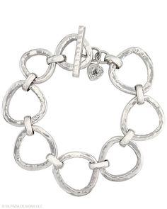 Silver Rush Bracelet, Bracelets - Silpada Designs mysilpada.com/susan.alis