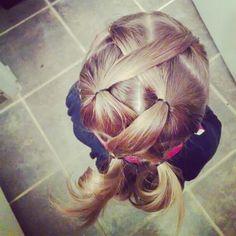 Children's hairstyle