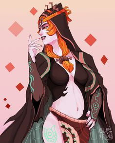 Midna by rolling-in-the-bleach