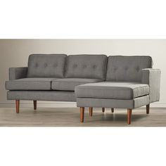 You'll love the Madaline 78'' Sectional Sofa at Joss & Main - With Great Deals on all products and Free Shipping on most stuff, even the big stuff.