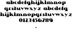 Lettre Dans Le Decor font by Toto - FontSpace