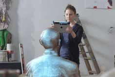 [VIDEO] This Amazing Accessory Turns Your iPad Into a 3-D Scanner—Kind of like Kinect—COOL!