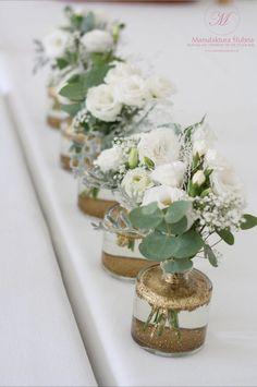 #bukiet #slubny #slubne #kwiaty #bouquet #elegant #wedding #flower #white #gold #palace #manufakturaslubna