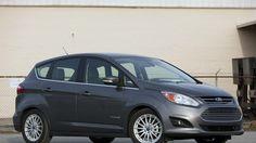 Ford C-Max Hybrid Photo