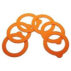 image of <P>Kilner® Replacement Rubber Seals for 12 oz. - 68 oz. Jars (Set of 6)<BR></P>