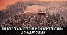The role of architecture in the representation of space on screen #architecture #architecturelovers #architecturephotography #architektur #archilovers #architettura #architectureporn #interiors #exterior #arquitetura #architettura #archiqoutes #homedecor #instatravel #travelgram #photogram #worldplaces #interiorarchitecture #homedesign #aroundtheworld #instagram #colors #wanderlust #iconic #expression #photography #rethinkingthefuture #urban