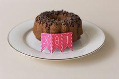 Perfect Valentine's Day dessert #rumcake by RumYum Cake! http://rumyumcakes.com