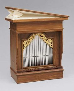 Organ (Positive) about 1700 Southern Germany or Austria