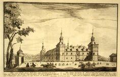 ista del Palacio del Pardo en el siglo XVII