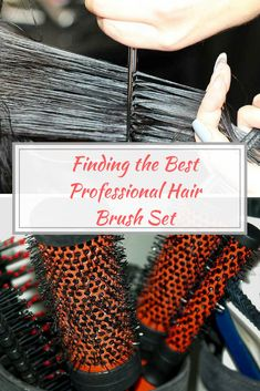 Guide for Finding the Best Professional Hair Brush Set via Frizzy Wavy Hair, Curly Hair Types, Thick Hair, Best Hair Brush, Hair Brush Set, Medium Hair Cuts, Medium Hair Styles, Long Hair Styles, Hairstyles For School