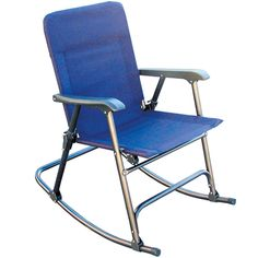 Quest Quad Rocker Chair Portable Rocking Chair With Cup