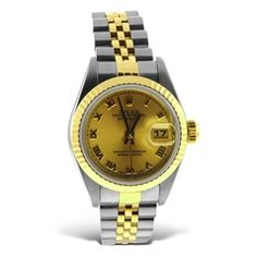 Reis-Nichols Jewelers : Pre-owned Rolex Datejust Watch