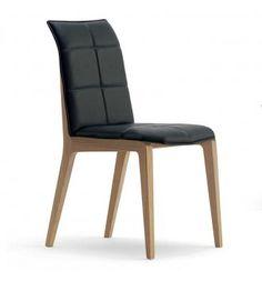 Avec Moi Side Chair #contract #restaurant #chair