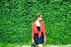ZARA dress. Fashion outfit on www.avrsthings.com
