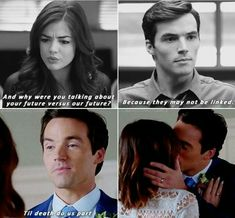 L I V's <ezria 🥧✨ images from the web Tv Show Quotes, Movie Quotes, Ezra And Aria, Pretty Little Liars Meme, Pll Memes, I'm Still Here, Role Models, Movies And Tv Shows, Fangirl