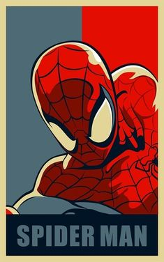 I like the old vintage Spiderman poster more over the new ones! Marvel Comics, Marvel Heroes, Marvel Avengers, Heroes Comic, Spiderman Art, Amazing Spiderman, Spiderman Poster, Spiderman Images, Hd Vintage