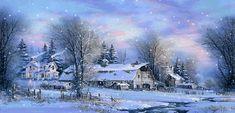 ***Szép téli kép***