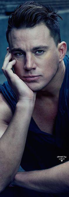 Channing Tatum Vanity Fair August 2015 by Annie Leibovitz   LOLO❤