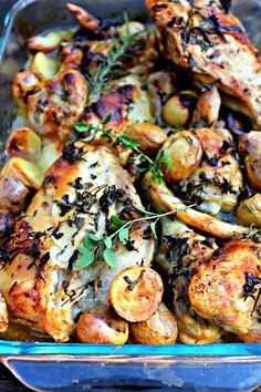 Empanada de pimentón con bacalao y manzana | Recetas para ...