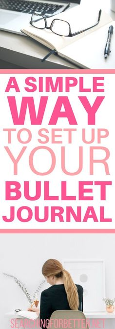 Some great videos on how to start & how to set up a bullet journal. Learn heaps of layout ideas and find creative bullet journal inspiration!
