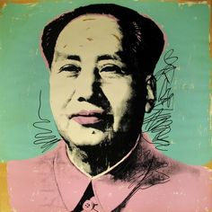 Andy Warhol | Mao, II.95 (1972) | Available for Sale | Artsy