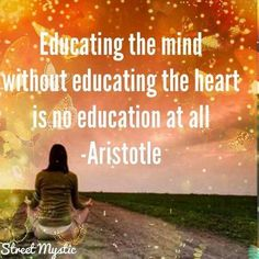 education is so much more than academics